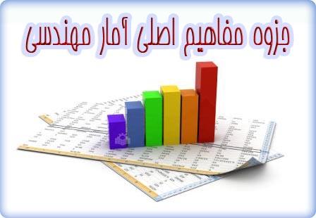 جزوه مفاهیم اصلی آمار مهندسی